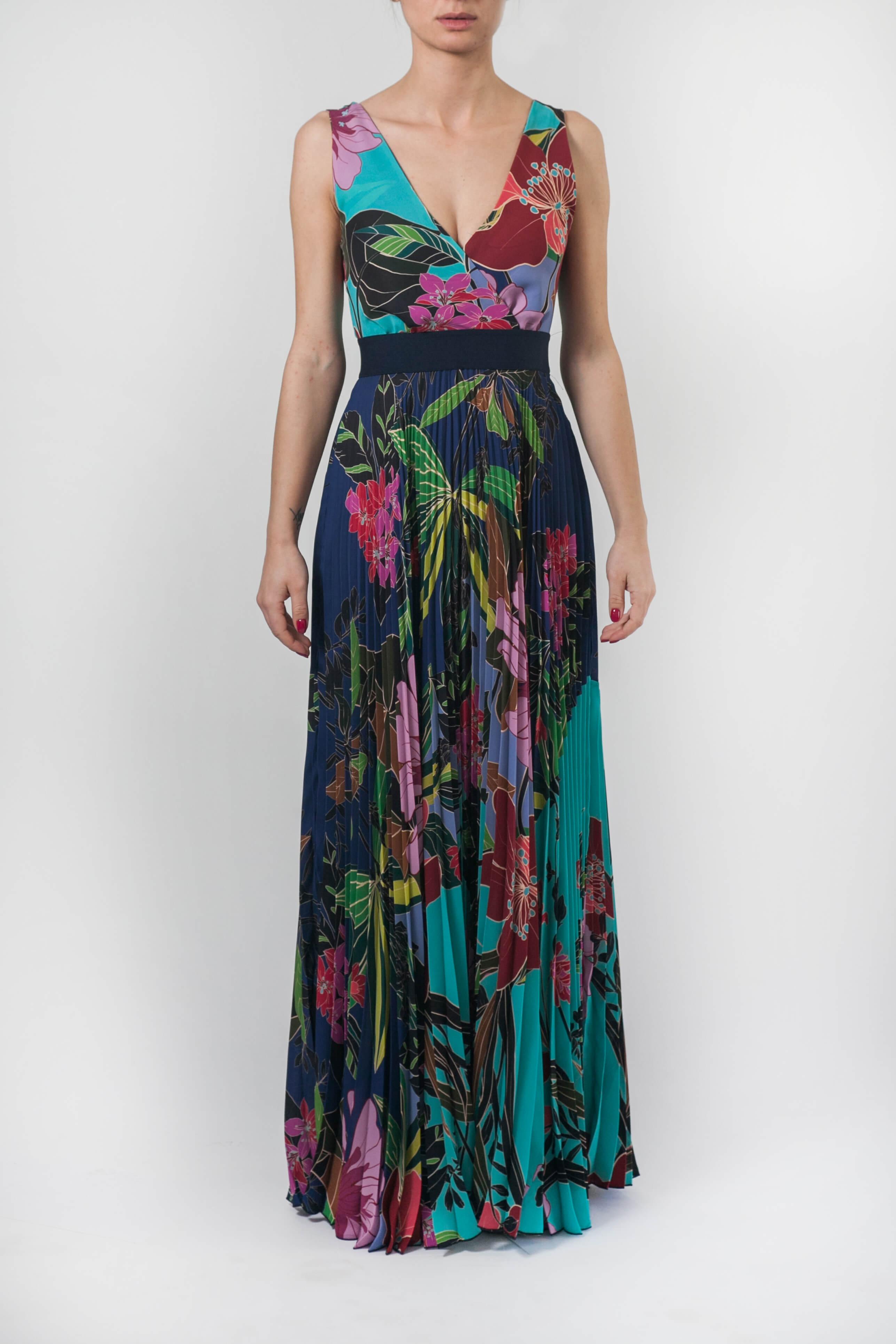 designer fashion aa669 6bedc Abito con fiori – Nouvelle Vogue